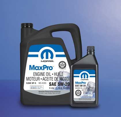 Sae 5w 20 mopar engine oil pn 68218891ca for Sae 20 motor oil
